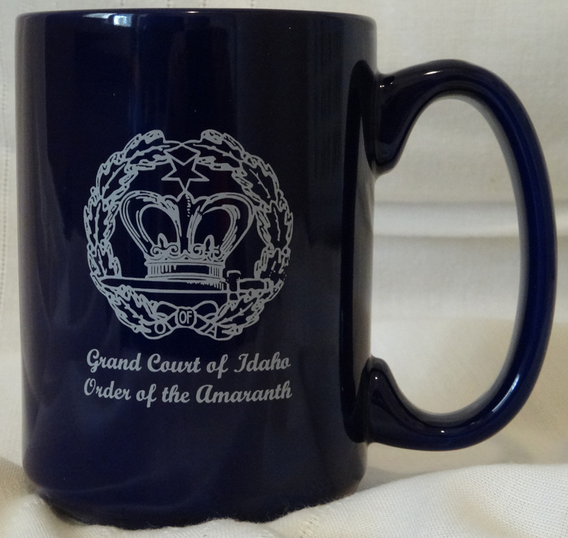 Grand Court of Idaho Coffee Mug